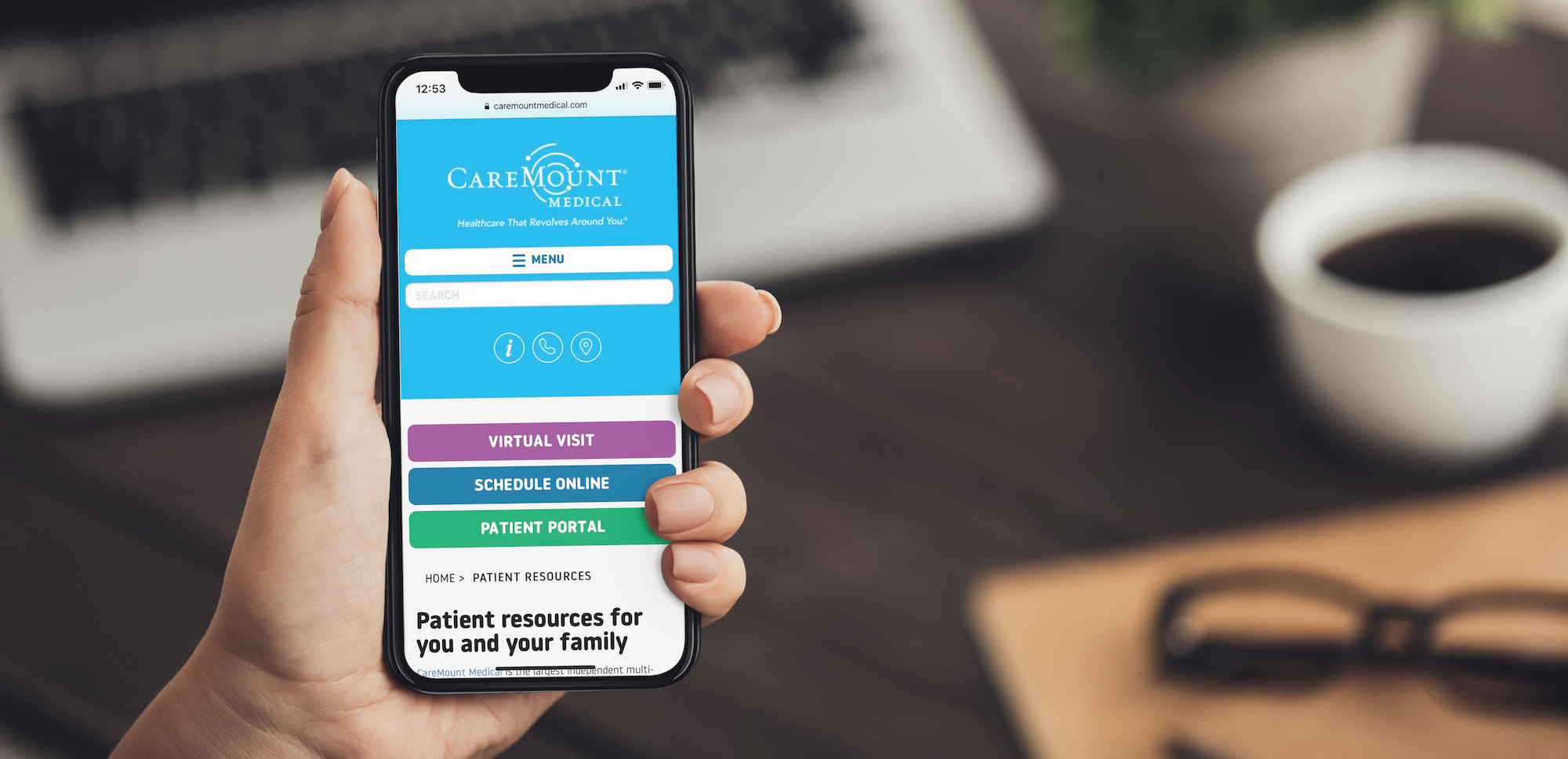 CareMount Medical enables 24/7 access with MyHealthDirect's online scheduling